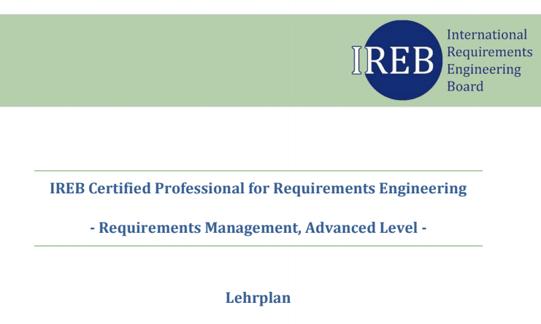 ireb management level
