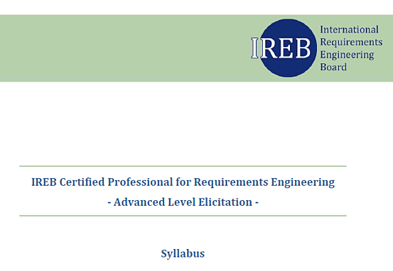 ireb-agile-elicitation-advanced-level