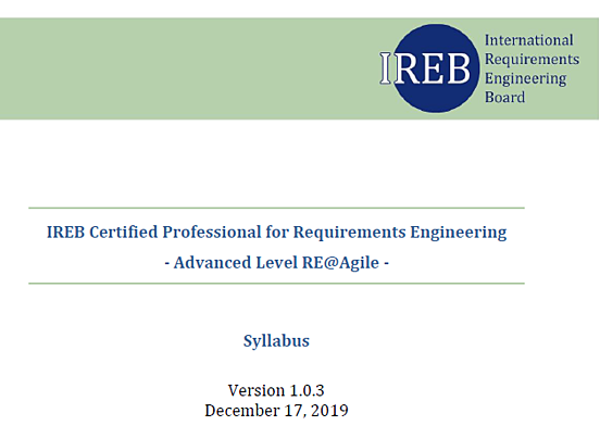 re-ireb-agile-primer advanced