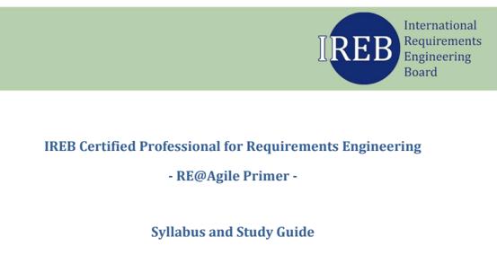 re-ireb-agile-primer